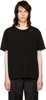 Saint Laurent Black 'Je T'aime' T-Shirt