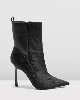 Topshop Holly Point Boots