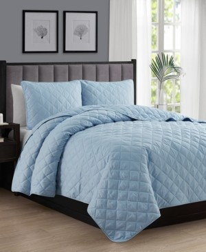 Cathay Home Inc. Oversize Lightweight Quilt Set - Full/Queen