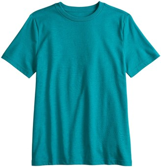Urban Pipeline Boys 8-20 & Husky Solid Tee