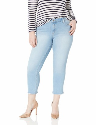 Jessica Simpson Women's Arrow Straight Ankle Jean