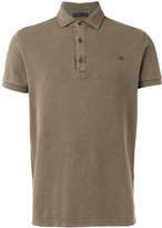 Etro logo embroidery polo shirt - men - Cotton - L