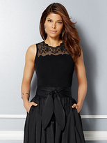 New York & Co. Eva Mendes Collection - Mari Lace Sweater