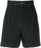 Isabel Marant Trey denim shorts - women - Cotton - 38