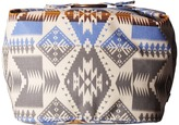 Pendleton Canopy Canvas Square Cosmetic Case Cosmetic Case
