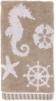 "Avanti Sea & Sand Collection 11"" x 18"" Fingertip Towel Bedding"