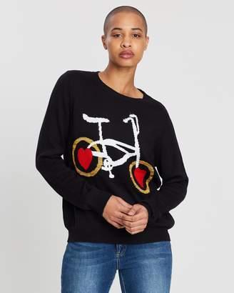 Après Vélo Wheel Love Never Tyres Knit