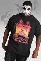 Big And Tall The Shining License Print T-Shirt