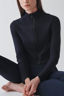 Cos Organic Cotton Mix Engineered Jacket
