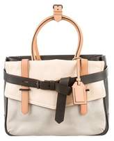 Reed Krakoff Tricolor Boxer Bag