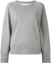 Rag & Bone 'Brooklyn' back printed sweatshirt - women - Cotton - XS