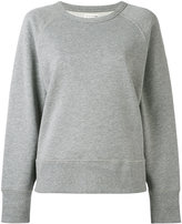 Rag & Bone 'Brooklyn' back printed sweatshirt - women - Cotton - XXS