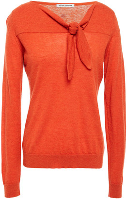 Autumn Cashmere Knotted Cashmere Sweater