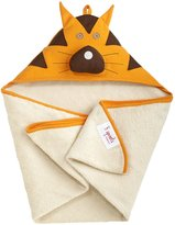 3 Sprouts Tito the Tiger Hooded Towel in Orange
