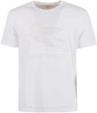 Etro Logo Chest T-shirt