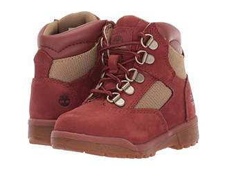 Timberland Kids 6 Fabric/Leather Field Boot (Toddler/Little Kid)