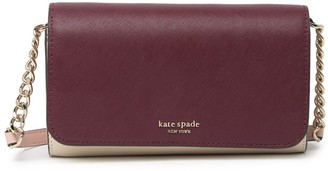 Kate Spade Leather Cameron Small Flap Crossbody