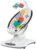 4 Moms 4moms Mamaroo Bouncer and Swing - 2015 - Multi-Color Plush