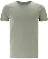 Denham Tubular Crew Neck T-shirt Ftj, Legion Green