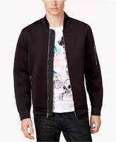 INC International Concepts Men's Floral Graphic Bomber Jacket, Created for Macy's
