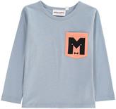 Mini Rodini Organic Cotton M T-Shirt with Pocket