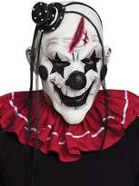 Fun World Costumes Holiday Times Unlimited Inc Men's Horror Clown Mask coloured