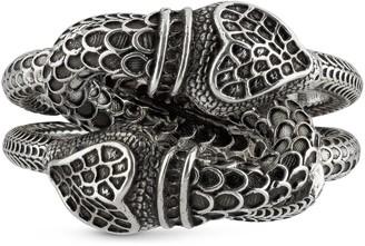 Gucci Garden snakes ring