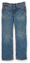 Ralph Lauren 8-20 Slim-Fit Mott Wash Jean