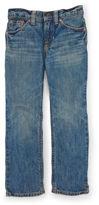 Ralph Lauren 8-20 Slim Mott-Wash Jean