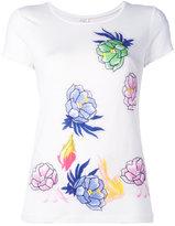 Blumarine floral motif T-shirt