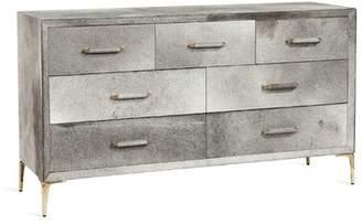 Interlude Jaxon Grand 7 Drawer Dresser
