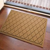 Bed Bath & Beyond Weather GuardTM 23-Inch x 35-Inch Argyle Door Mat