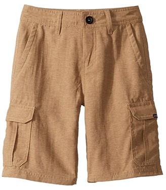 O'Neill Kids Ranger Cargo Shorts (Big Kids) (Khaki) Boy's Shorts
