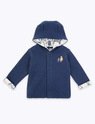 Marks and Spencer Quilted Winnie the Pooh & Friends Jacket