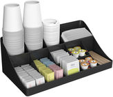 JCPenney MINDREADER Mind Reader 13-Compartment Breakroom Coffee Condiment Organizer