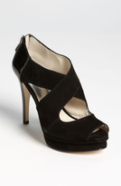 MICHAEL Michael Kors 'Elena' Cross Strap Sandal