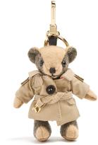 Burberry Thomas trench-coat bear key ring