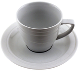 Berghoff Hotel Line Collection Elan Tea Cup and Saucer