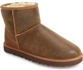 UGG Classic Mini Bomber Boot with Genuine Shearling or UGGpure TM Lining (Men)