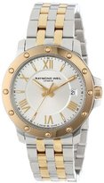 Raymond Weil Men's 5599-STP-00657 Tango Two-Tone Stainless Steel Case and Bracelet Watch