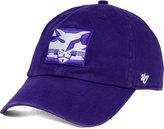 '47 New York University Bobcats Clean-Up Cap
