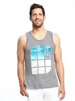 Old Navy Graphic Tank for Men