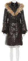 Mackage Fur-Trimmed Puffer Coat