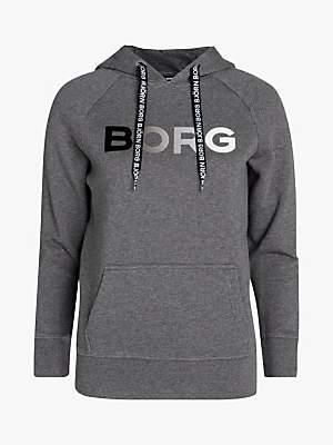 Bjorn Borg B Sport Hoodie, Anthracite Grey