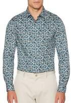 Perry Ellis Stargazer Casual Button-Down Shirt