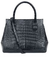Nancy Gonzalez Small Crocodile Skin Tote
