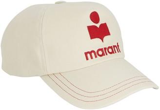 Isabel Marant Tyron Logo Baseball Cap