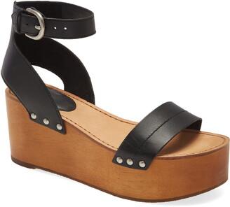 Frye Alva Platform Sandal