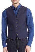 Brunello Cucinelli Tailored Woolen Gilet