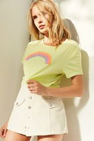 Truly Madly Deeply Rainbow Cropped Tee